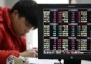 In Cina hanno sospeso le contrattazioni in borsa per 1.400 miliardi di dollari