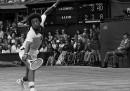 Il primo e unico tennista nero a vincere il torneo di Wimbledon