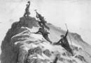La prima salita al Cervino, 150 anni fa