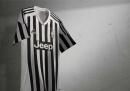 Come sono fatte le nuove maglie della Juventus