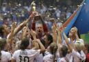 Gli Stati Uniti hanno vinto i Mondiali di calcio femminile