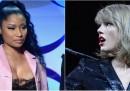 Perché Nicki Minaj e Taylor Swift (e Katy Perry) hanno litigato su Twitter