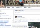Facebook sta provando una nuova opzione per aggiungere tag ai profili