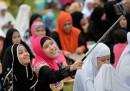 Le foto dal mondo dell'Eid al-Fitr