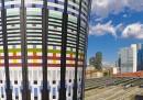La Torre Arcobaleno a Milano, per quelli che ci passano davanti e non sanno cos'è