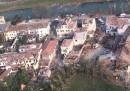 C'è stata una forte tromba d'aria a Dolo, vicino Venezia