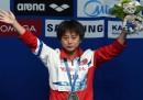La prima medaglia d'oro della Corea del Nord ai Mondiali di nuoto