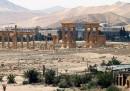 L'ISIS ha distrutto un tempio a Palmira