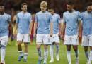 La Lazio è stata eliminata dalla Champions League