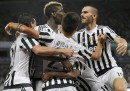La Juventus ha vinto la Supercoppa
