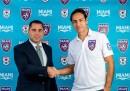 Alessandro Nesta sarà l'allenatore del Miami FC, la squadra statunitense di calcio fondata da Paolo Maldini e l'imprenditore Riccardo Silva
