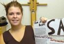 L'ostaggio dell'ISIS Kayla Mueller fu stuprata da al Baghdadi prima di morire