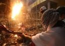 Un'altra notte di scontri in Libano