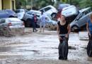 I danni dell'alluvione di Rossano