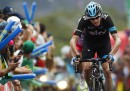 Inizia la Vuelta di Spagna