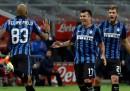 I risultati e la classifica della quinta giornata di Serie A
