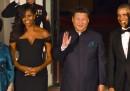 Il vestito di Michelle Obama, alla fine