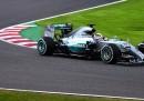 Lewis Hamilton ha vinto il Gran Premio di Formula 1 del Giappone