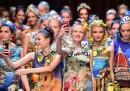 La sfilata di Dolce&Gabbana