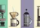 Sei modi di fare il caffè, in un minuto