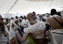 Le foto del Jamarat, il rito islamico della lapidazione del diavolo