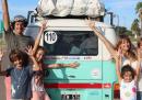 Una famiglia argentina ha viaggiato 20.000 chilometri in macchina per vedere il Papa