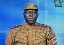 C'è stato un colpo di stato in Burkina Faso