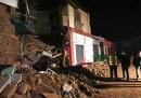 Il forte terremoto in Cile