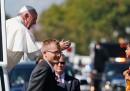Cosa c'è scritto nella lettera che una bambina di 5 anni ha consegnato a Papa Francesco