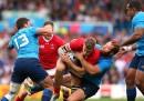 L'Italia del rugby ha vinto contro il Canada