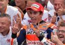 Marquez ha vinto il GP di San Marino