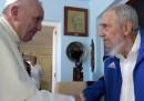 Le foto di Papa Francesco a Cuba