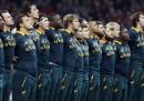 La parità e il rugby in Sudafrica