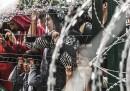 L'Ungheria respinge i migranti al confine