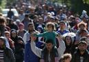 L'Unione Europea ha fatto un piccolo passo sulle quote dei migranti