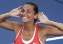 Il video del punto decisivo di Roberta Vinci contro Serena Williams
