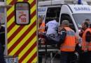Il grave incidente stradale in Francia