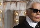 "Karl Lagerfeld, ""stilista geniale"""