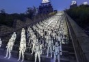 500 stormtrooper sulla Grande muraglia cinese