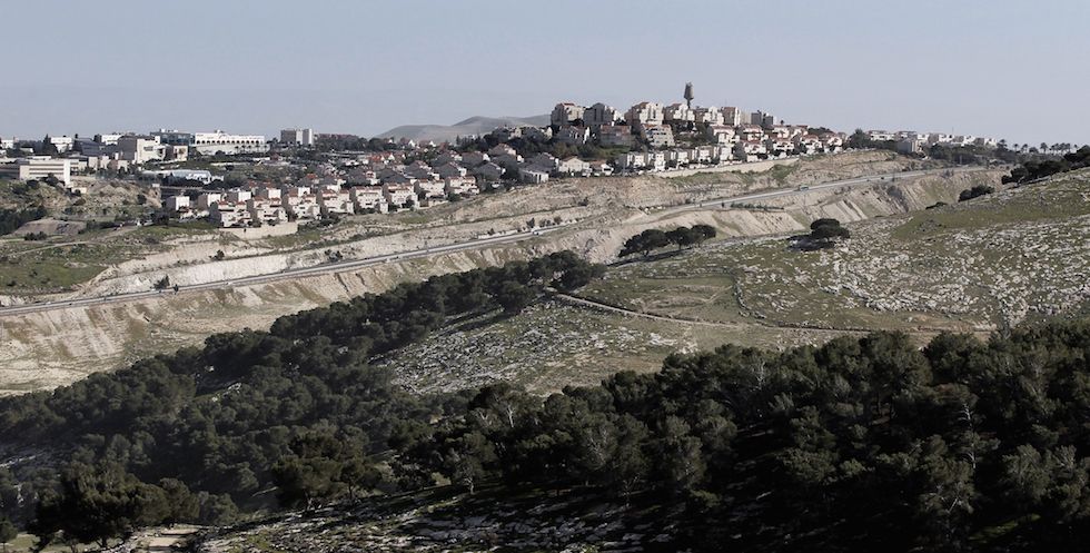 ISRAEL-PALESTINIAN-CONFLICT-SETTLEMENTS