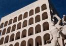 """La nuova sede di Fendi nel """"Colosseo quadrato"""""""