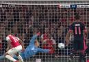 La bellissima parata di Manuel Neuer