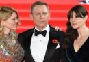 """Chi c'era alla prima di """"Spectre"""", il nuovo film di James Bond"""