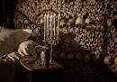 Airbnb offre di passare la notte nelle catacombe di Parigi, ad Halloween