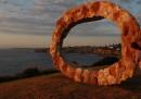 Le sculture sulla spiaggia di Sydney