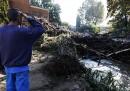 Le foto delle alluvioni in Costa Azzurra