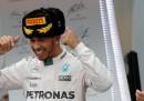 Formula 1, Hamilton ha vinto il Gran Premio di di Sochi