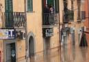 Le notizie sul brutto tempo in Italia