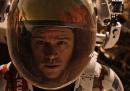The Martian mi è piaciuto