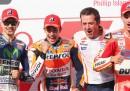 MotoGP, al Gran Premio di Australia Lorenzo è arrivato davanti a Rossi